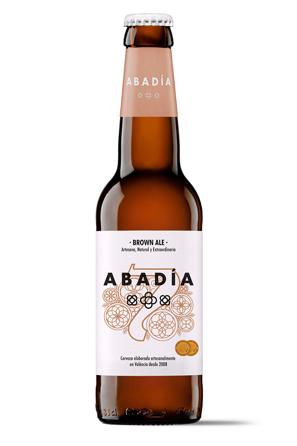 Brown Ale - cerveza artesana